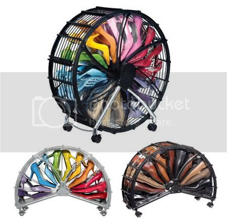 Shoe Storage Wheel